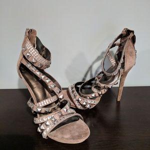Sexy new Zigi Soho strappy heels